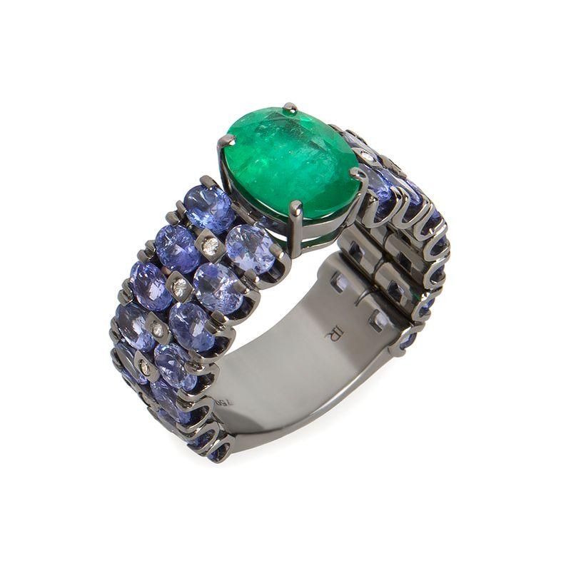 anel-esmeralda-tanzanita-brilhantes-ANONESM89900
