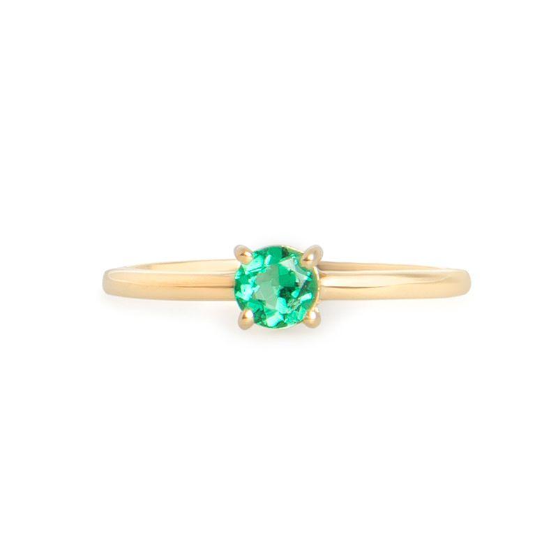 anel-anel-esmeralda-colombiana-frontal