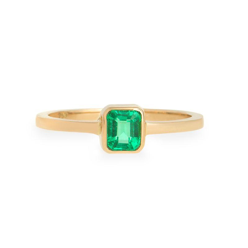 anel-ouro-amarelo-esmeralda-cushion-frontal