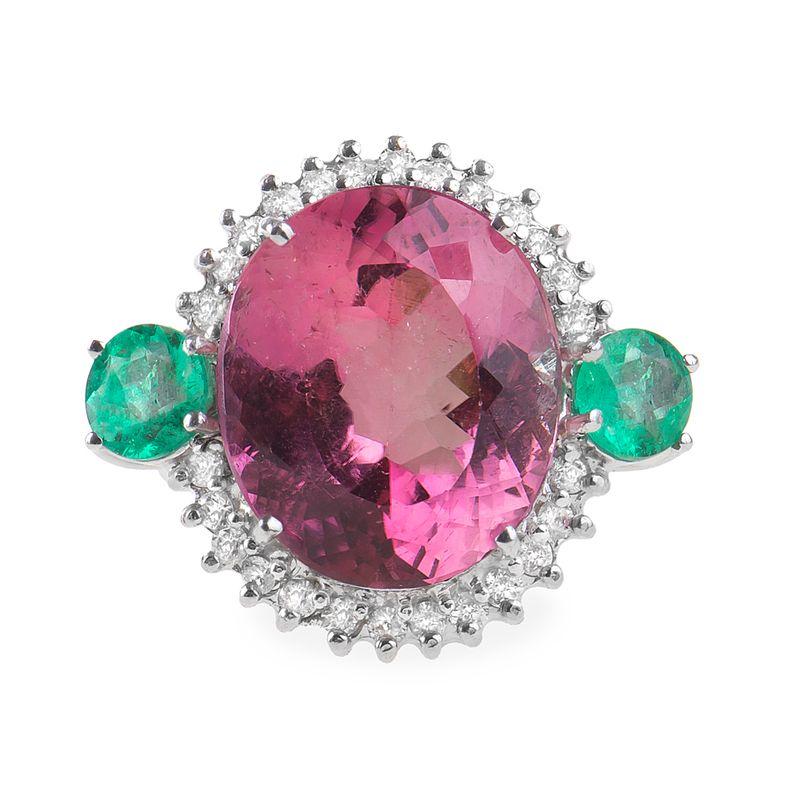 anel-turmalina-rosa-esmeralda-brilhantes-frontal-ANOBTRS66069