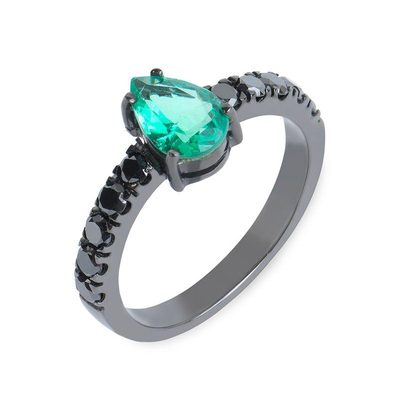 anel-esmeralda-colombiana-brilhantes-negros-lateral-ANONESM76600