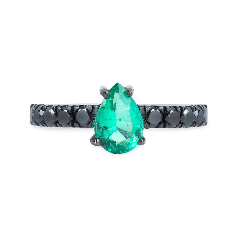 anel-esmeralda-colombiana-brilhantes-negros-frontal-ANONESM76600