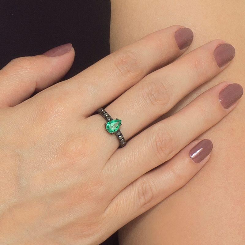 modelo-anel-esmeralda-colombiana-brilhantes-negros-detalhe-ANONESM76600