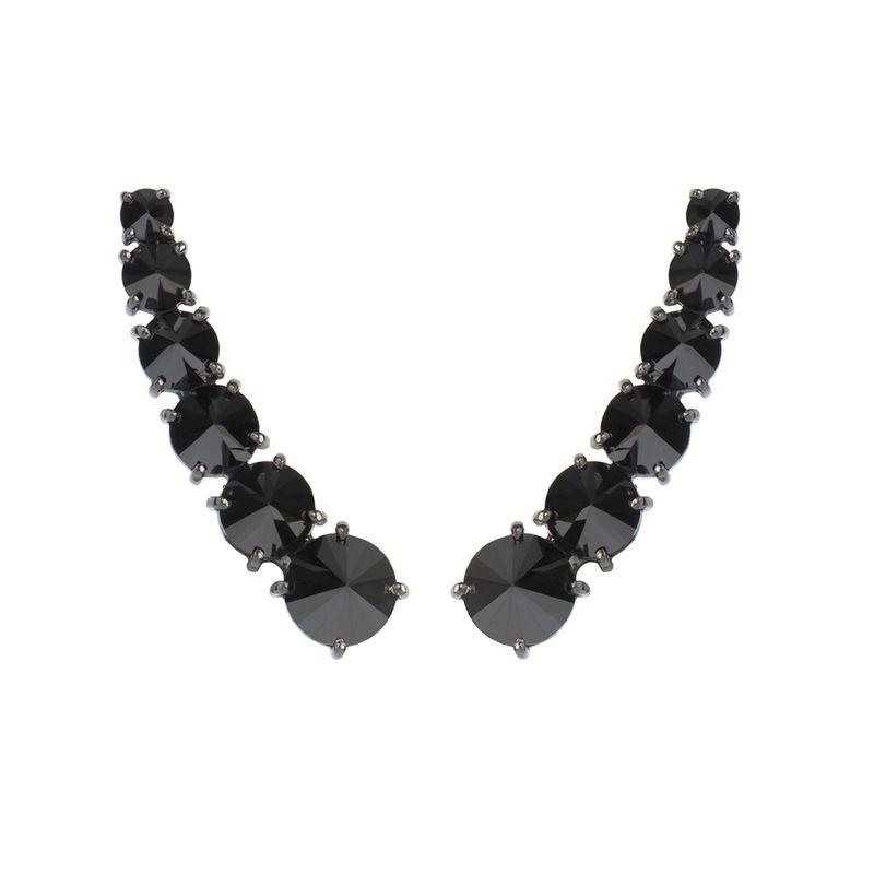 ear-cuff-diamante-negro-spike-BRONDNG14000